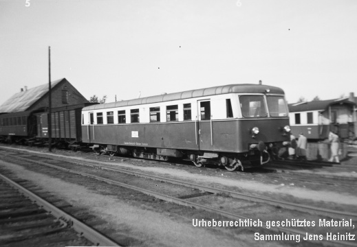 EBOE Bw Barmstedt MAN T5 1958 Manfred Hohmann
